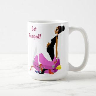 Got Bumped Coffee Mug