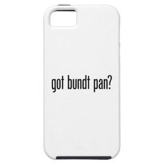 got bundt pan.ai iPhone SE/5/5s case