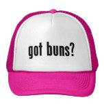 got buns? trucker hat