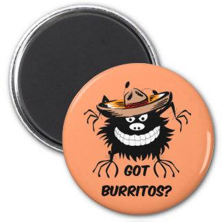 Got burritos fridge magnet