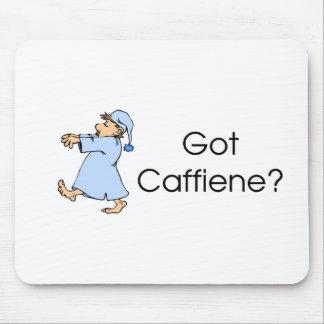 Got Caffeine Mousepad