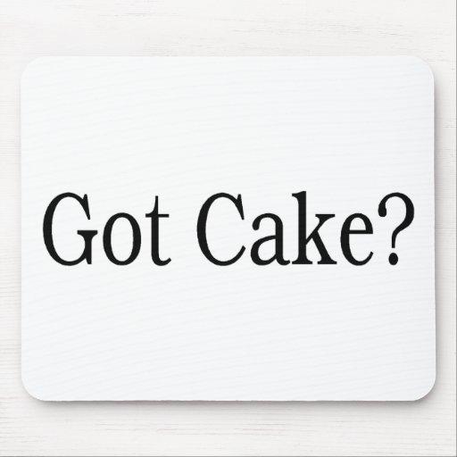 Got Cake Mouse Pad