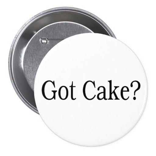 Got Cake Pin