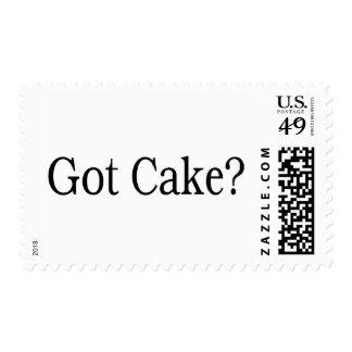 Got Cake Postage