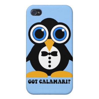 got calamari case for iPhone 4