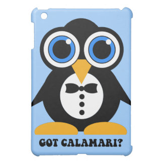 got calamari case for the iPad mini