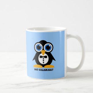 got calamari classic white coffee mug