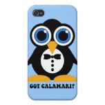 got calamari iPhone 4/4S cover