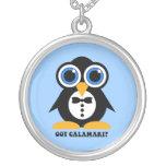 got calamari necklace