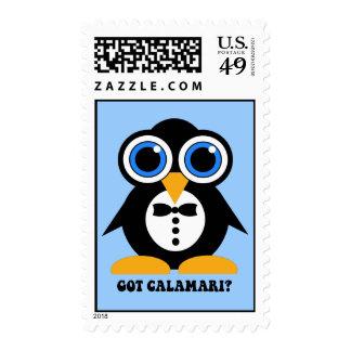 got calamari postage
