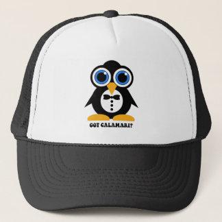 got calamari trucker hat