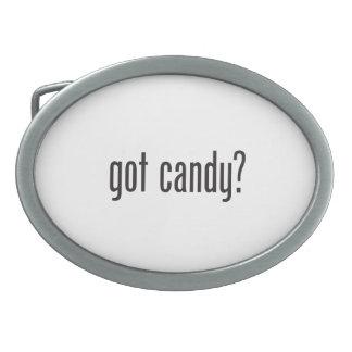 got candy belt buckle