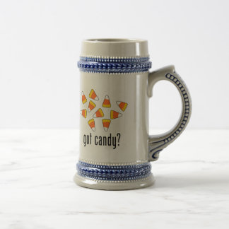 got candy? (Candy Corn) Coffee Mugs