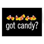 Got Candy? card