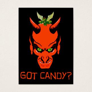 Got Candy Demon? Business Card