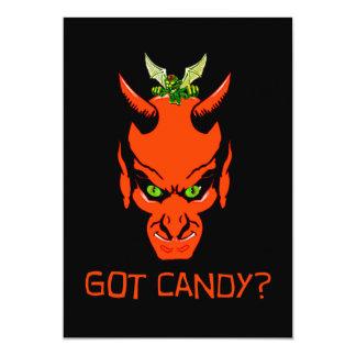 Got Candy Demon? Card