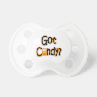 Got Candy? Pacifiers