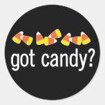 Got Candy stickers