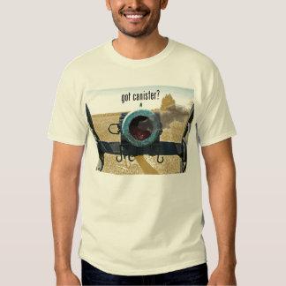 got canister? shirt