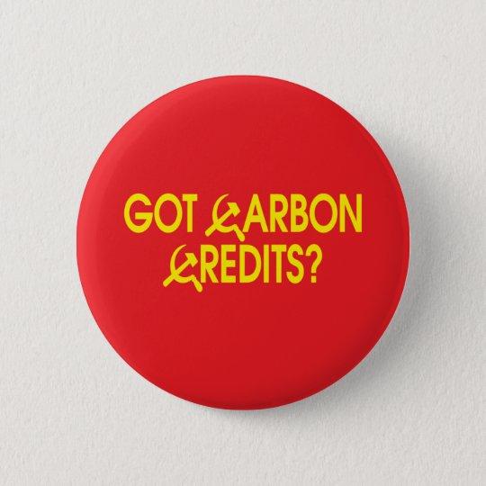 Got Carbon Credits? Button