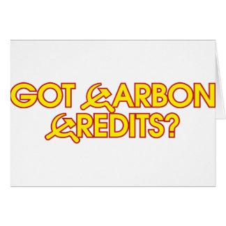 got_carbon_credits_t card