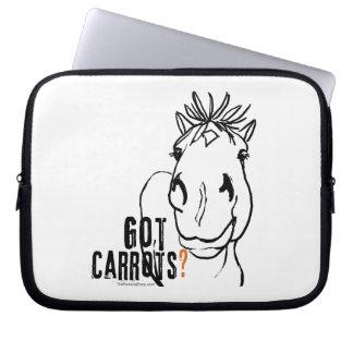 Got Carrots? Laptop Sleeve