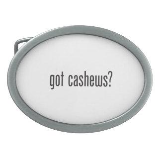 got cashews belt buckle