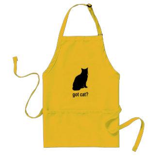 Got Cat? Adult Apron