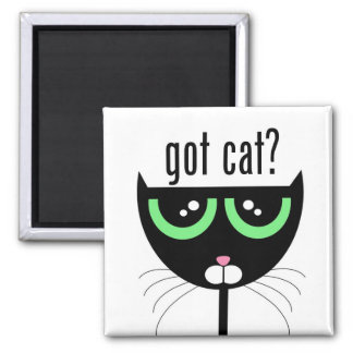 got cat? - Magnet