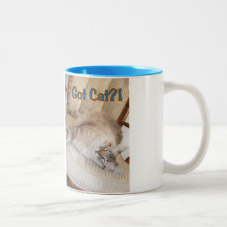 Got Cat Mug