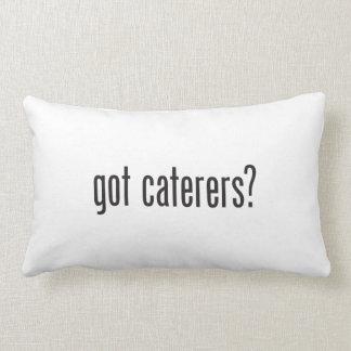 got caterers pillows