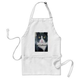 Got Catfood? Cat Apron
