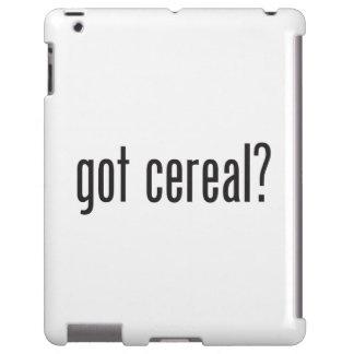 got cereal