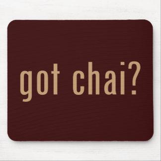 got chai? mouse mats