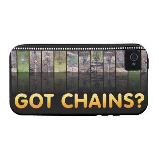 Got Chains? iPhone 4 Case