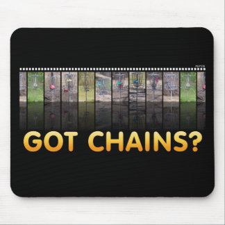 Got Chains? Mouse Pad