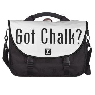 Got Chalk? Commuter Bags