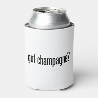 got champagne can cooler