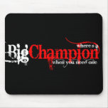 Got Champion? Mousepads