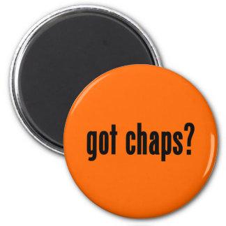 got chaps? fridge magnet