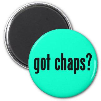 got chaps? refrigerator magnets