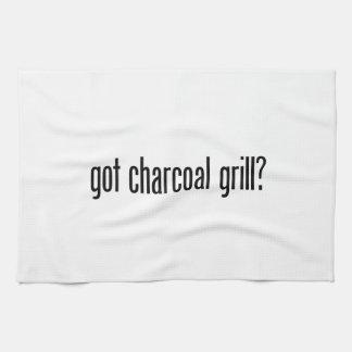 got charcoal grill towel