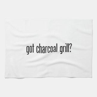 got charcoal grill towels