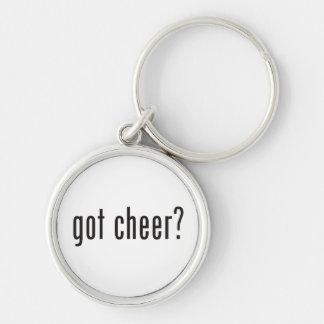 got cheer? key chain