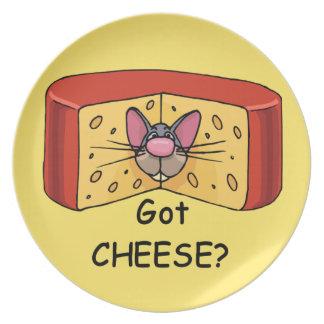 Got Cheese Plate