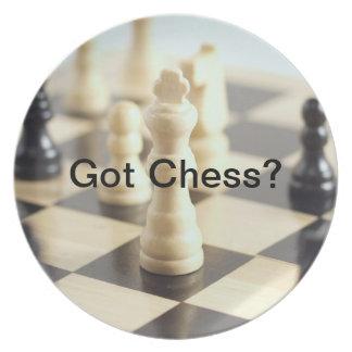 Got Chess Plate