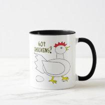 Got Chickens? Mug