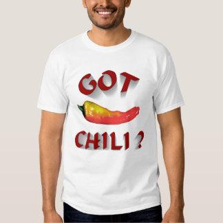 got chili t shirt