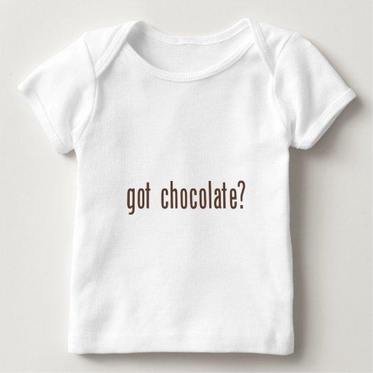 got chocolate? baby T-Shirt