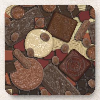 Got Chocolate? Drink Coaster